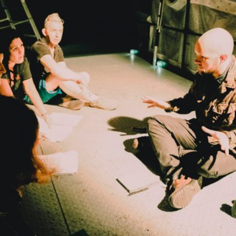 The Opera Game Process - Rhian Hutchings Interview