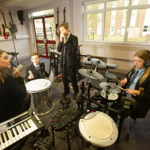 Lliswerry High School Workshop